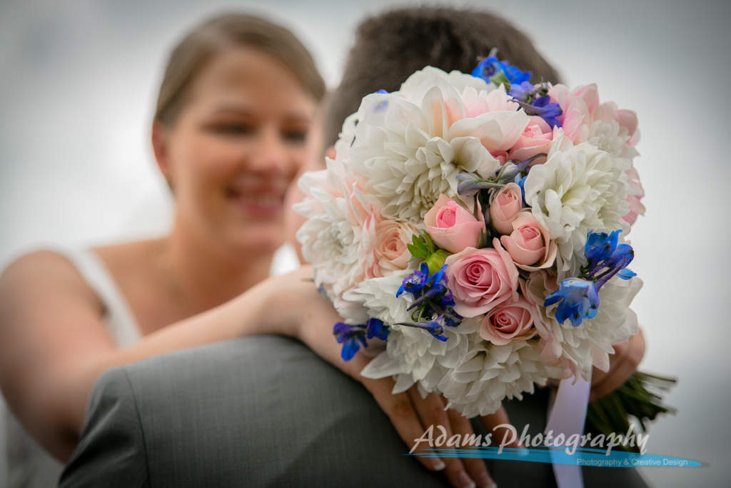 Bridal Bouquet, white, pink, blue.jpg