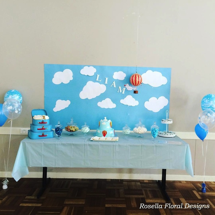 Liam's 1st Birthday Party