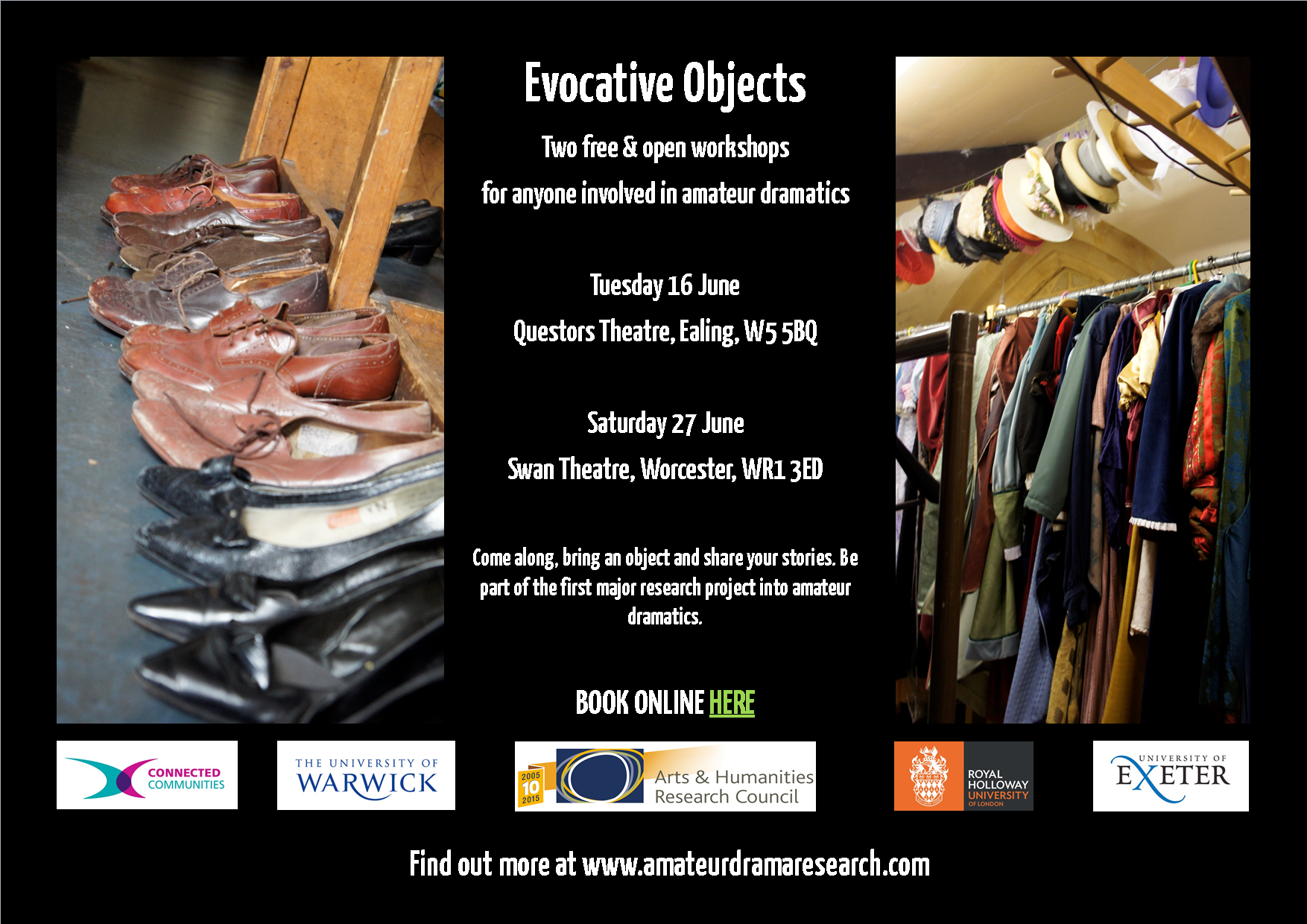 evocative objects flier