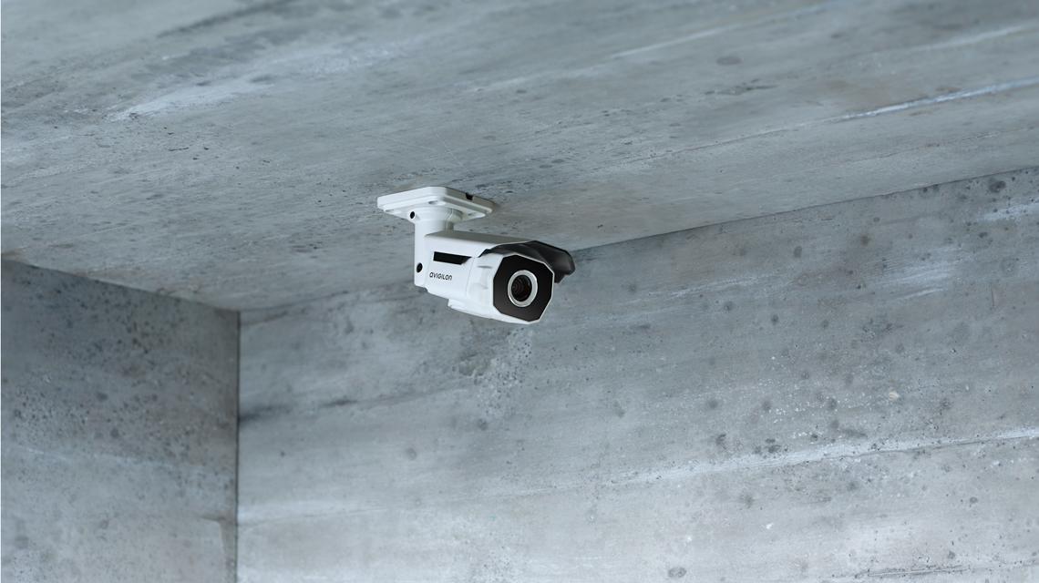 Avigilon CCTV camera by Usee.ie