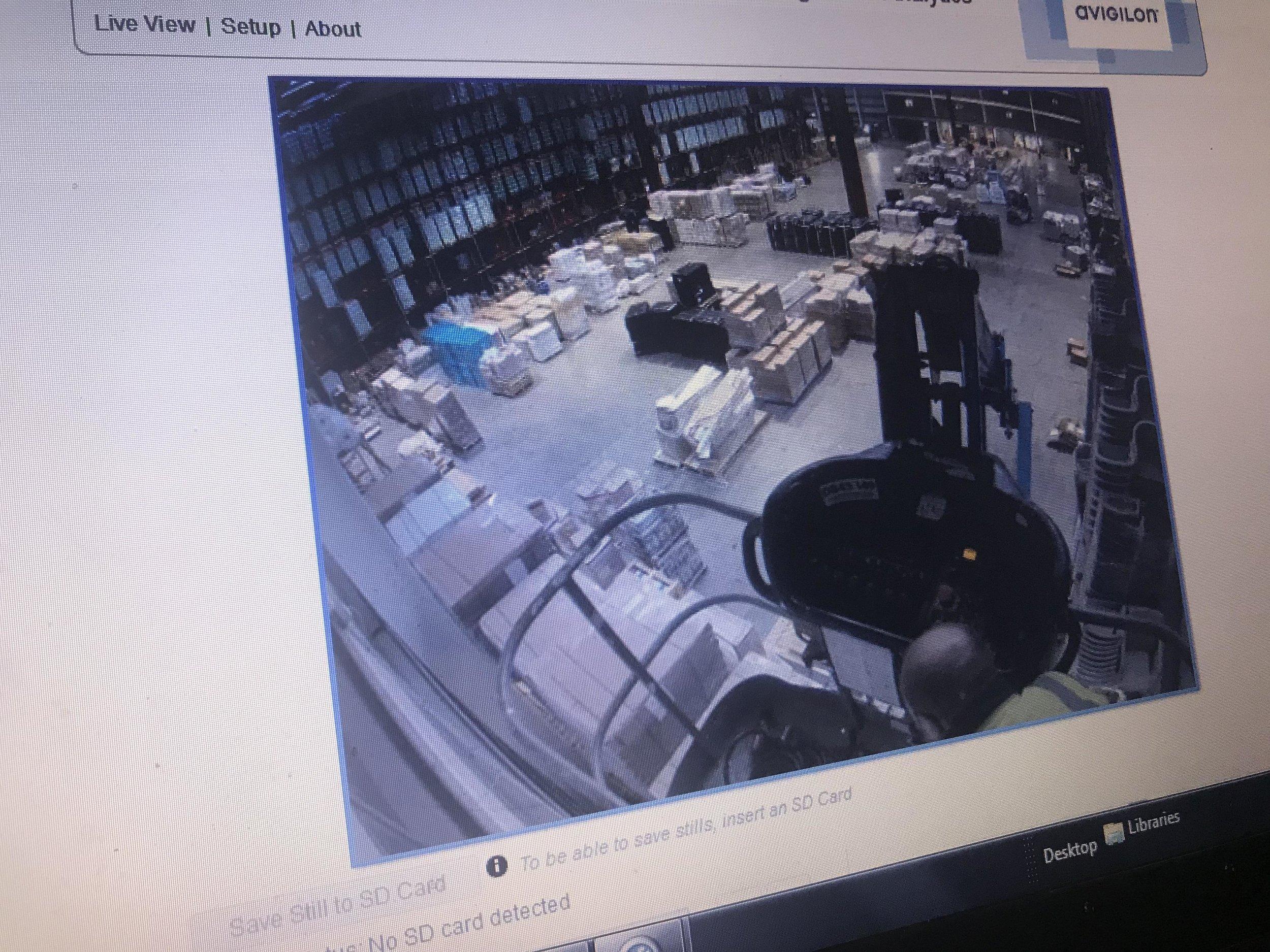 Avigilon CCTV by Usee