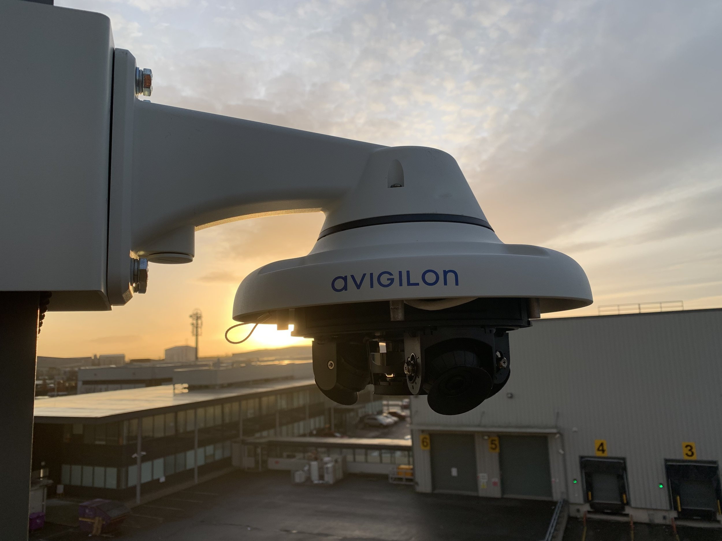 Avigilon analytics installed by Usee.ie CCTV