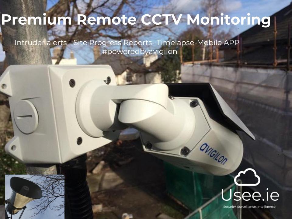 Usee.ie CCTV monitoirng