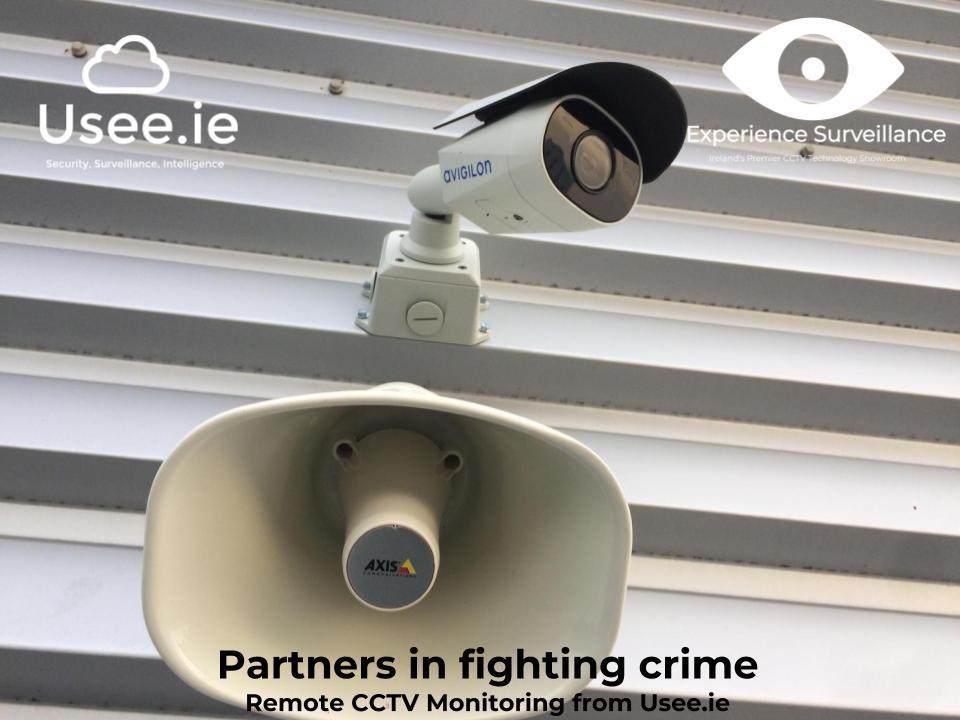 Avigilon CCTV Dublin - remote cctv monitoring