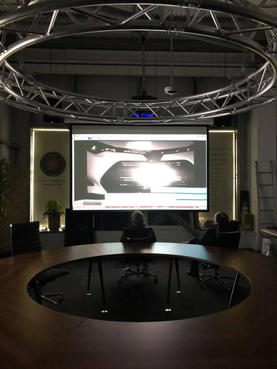 Avigilon experience centre in Dublin Ireland by usee.ie