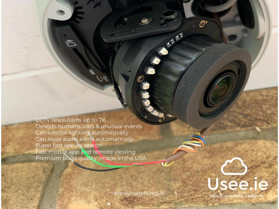Usee Avigilon CCTV