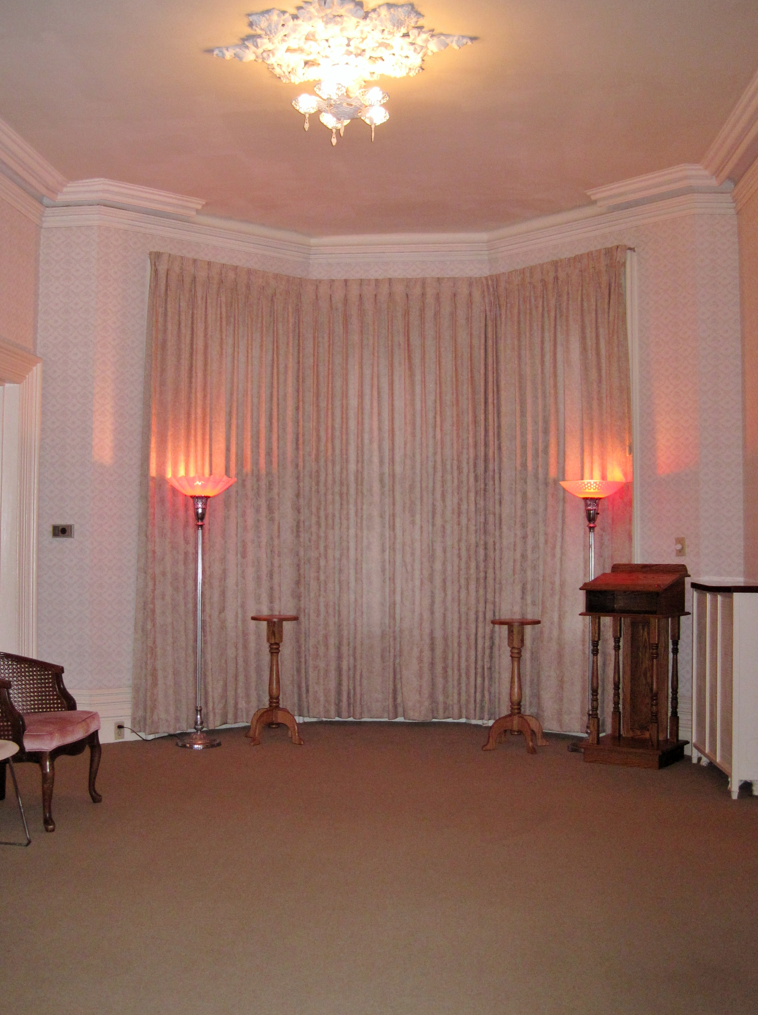 Middle Visitation Room