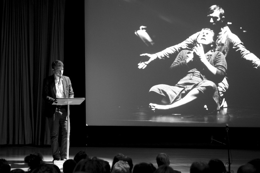 Aleksi Barrière discusses  La Passion de Simone.