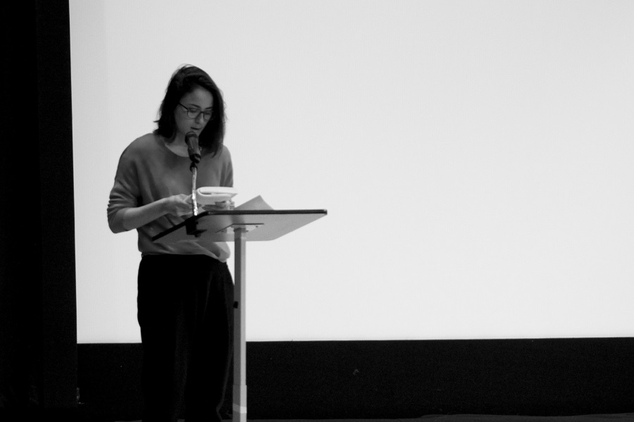 """Mieke Chew reads from """"Dust"""" by Can Xue"""