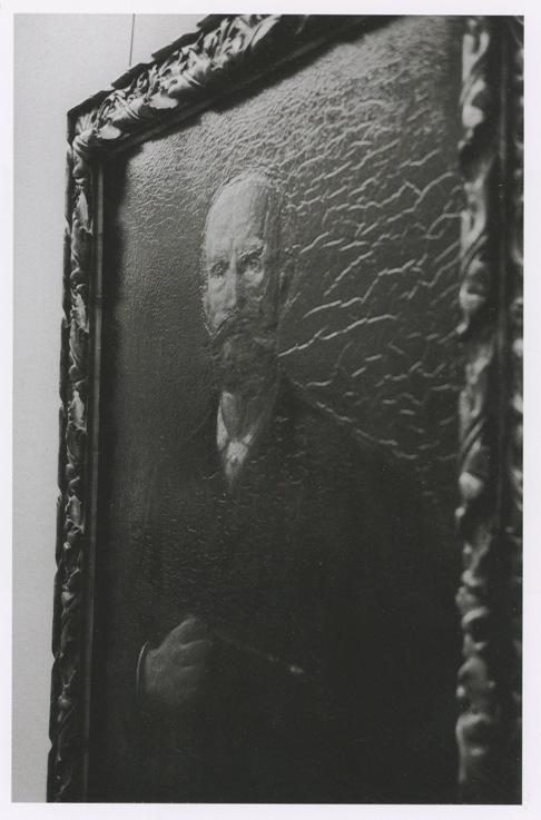 Hervé Guibert,  Autoportrait . Courtesy of the Estate of Hervé Guibert and Callicoon Fine Arts, NY.