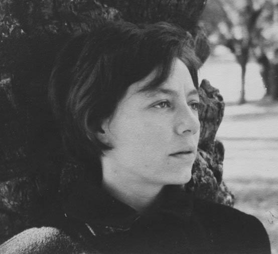 Alejandra Pizarnik by Sara Facio, 1967