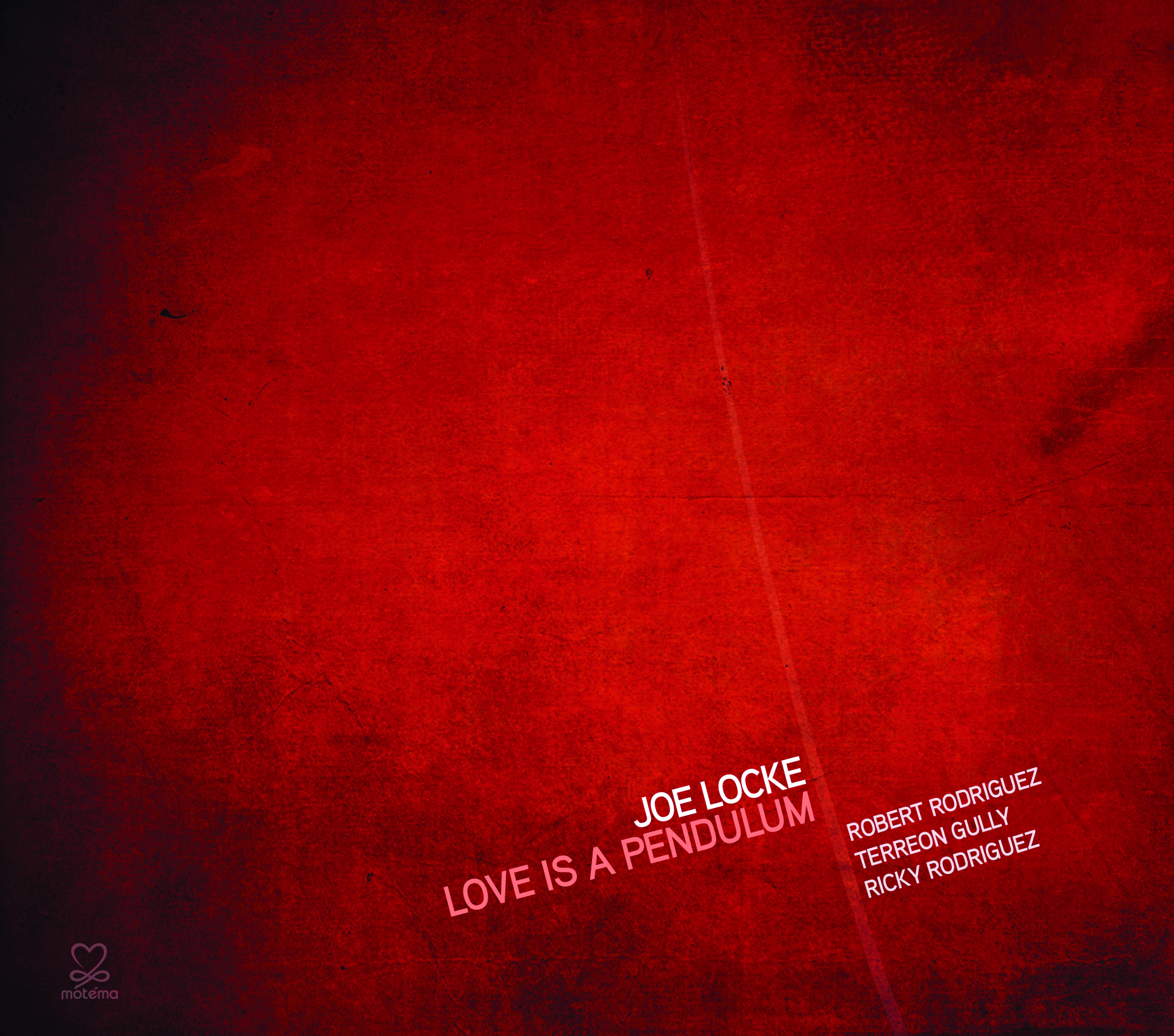Love Is a Pendulum  by Joe Locke Robert Rodriguez  (piano) ,   Ricardo Rodriguez  (bass) , Terreon Gully  (drums) ,   Rosario Giuliani, Donny McCaslin  (saxes) , Paul Bollenback  (guitar) , Victor Provost  (steel pans) , Theo Bleckmann  (vocals) (Motéma Music, May 2015)