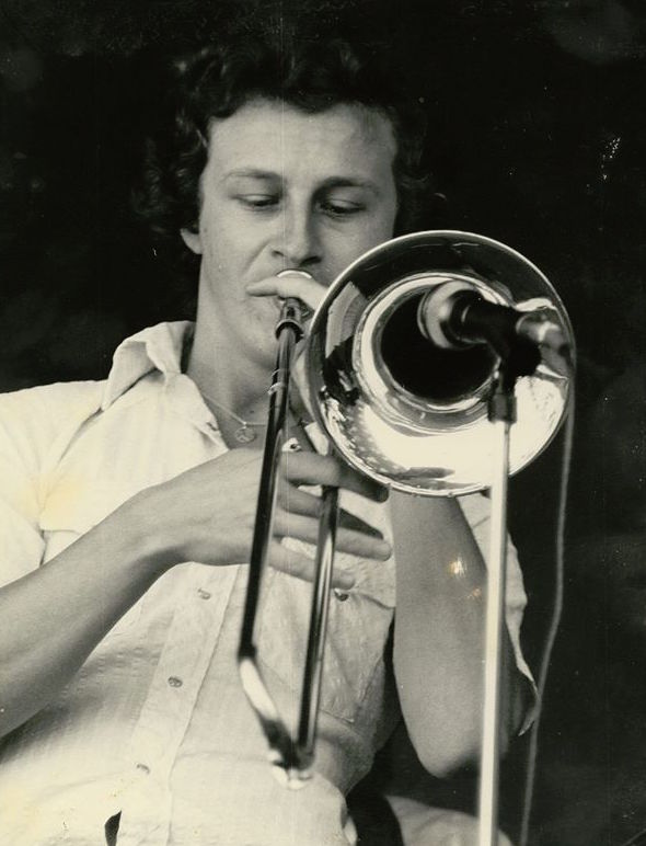 Dave Panichi during the late 1970s