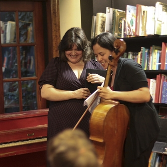 Brooklyn Launch of  Music & Literature  no. 6 at Community Bookstore