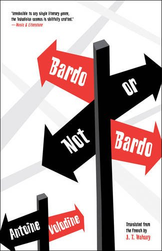 Bardo or Not Bardo  by  Antoine Volodine  translated by  J.T. Mahany  (Open Letter, April 2016)  Reviewed by  Jon Bartlett
