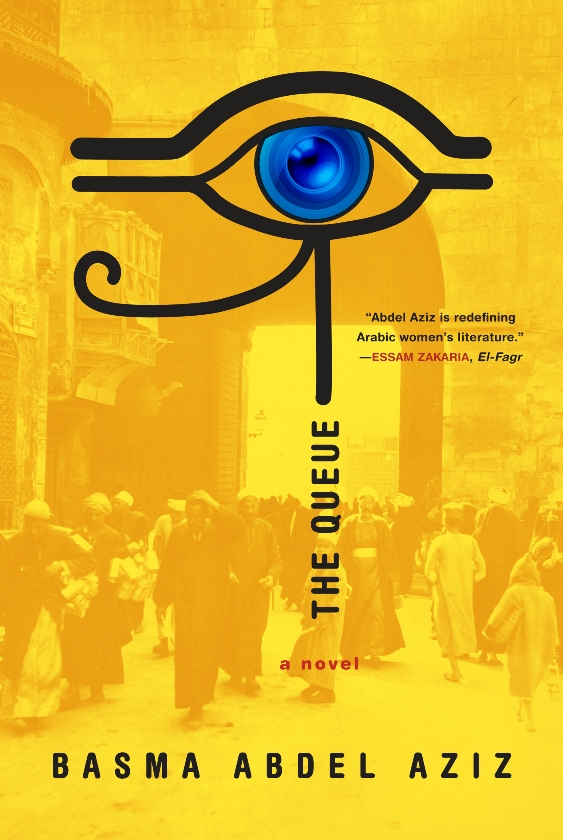 The Queue  by  Basma Abdel Aziz  tr.  Elisabeth Jaquette  (Melville House, May 2016)  Reviewed by  Sho Spaeth