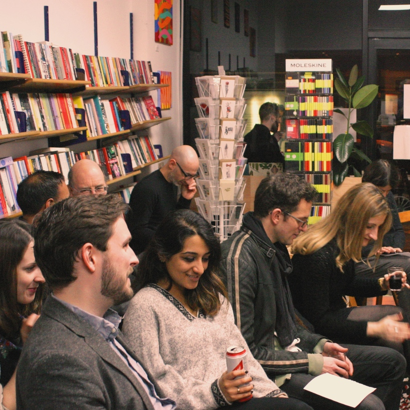 London Launch of  Music & Literature  no. 7 at Burley Fisher Books