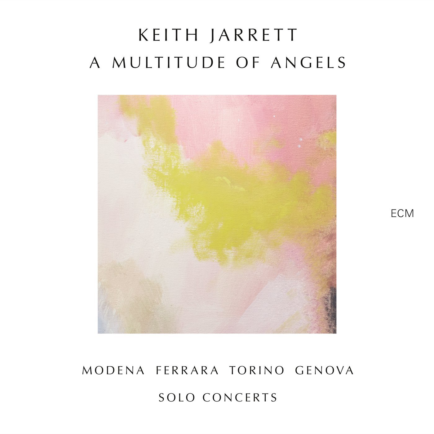 A Multitude of Angels  by  Keith Jarrett  (ECM, Nov. 2016)  Reviewed by  Michael Schachter