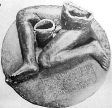 Bassetki statue (Old Akkadian, ca. 2340-2200 BC)