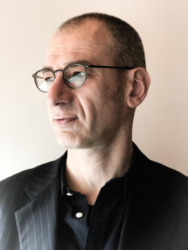 Eugene Ostashevsky, courtesy Eugene Timerman