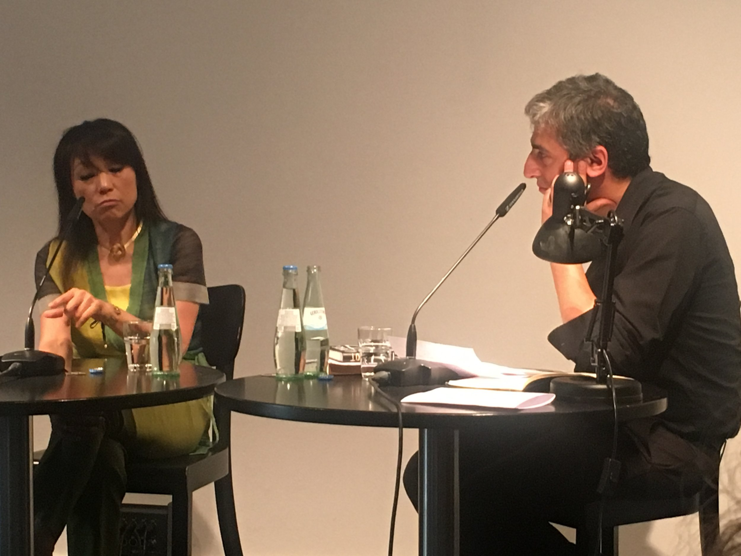 Unsuk Chin in conversation with Daniel Medin