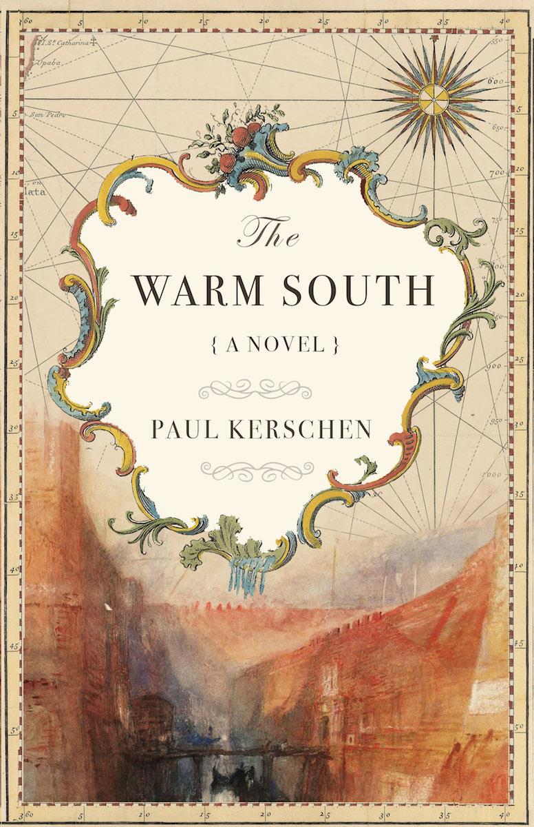 The Warm South  by  Paul Kerschen  (Roundabout, May 2019)   Reviewed by Ray Davis