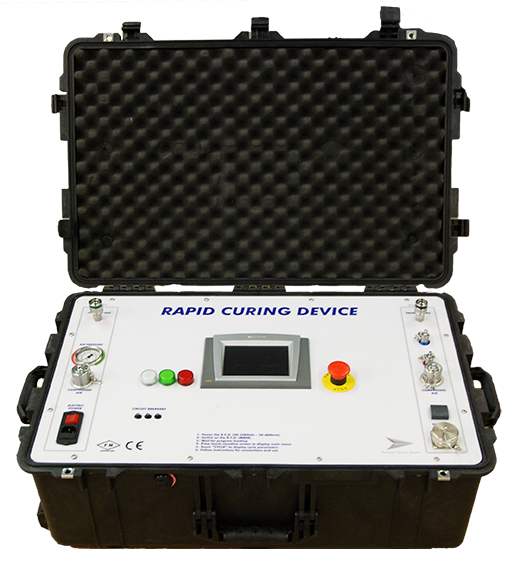 Rapid Curing Device