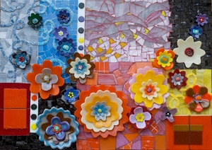 Mosaic by Barbara Bix
