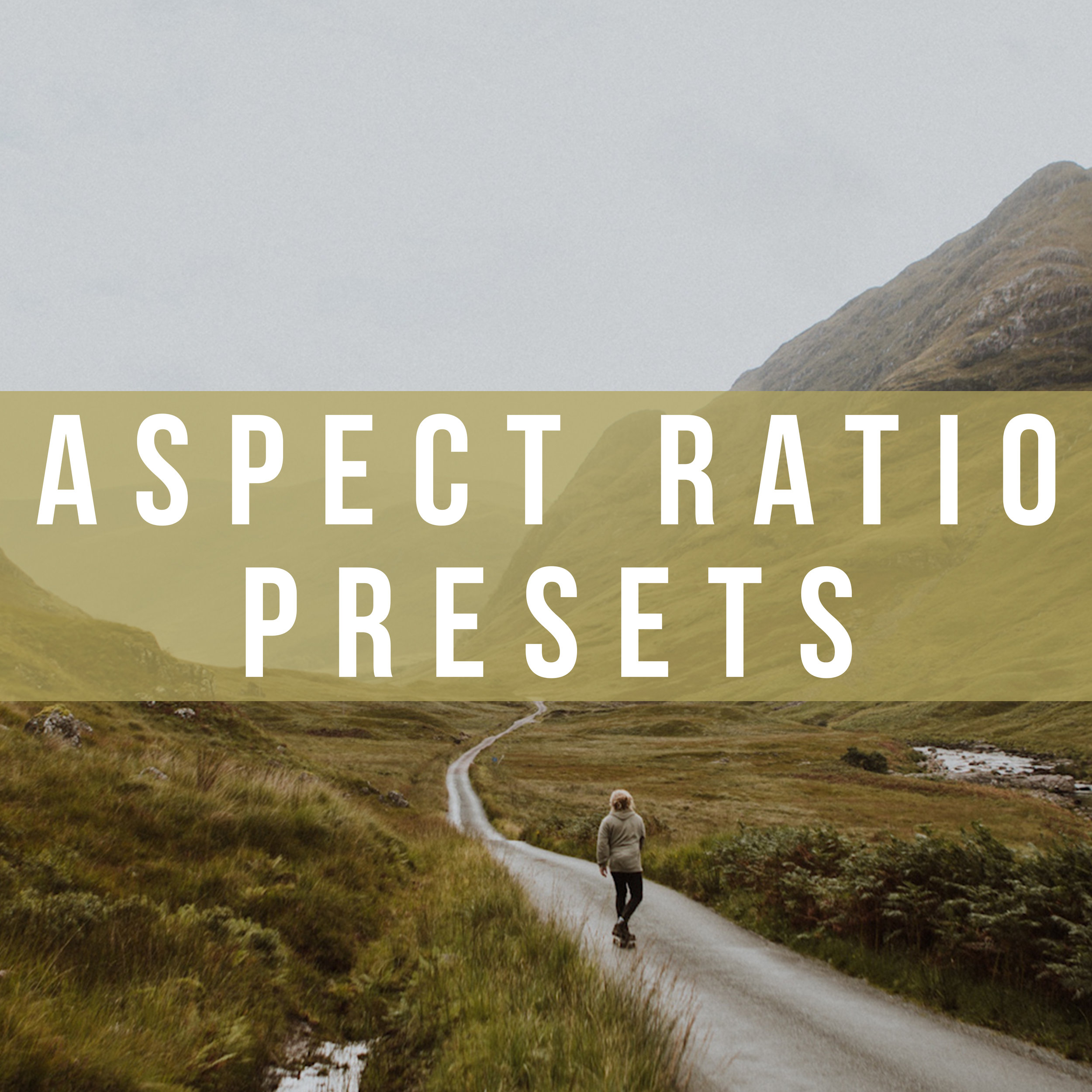 PREMIERE PRO // ASPECT RATIO PRESETS (FREE DOWNLOAD) -