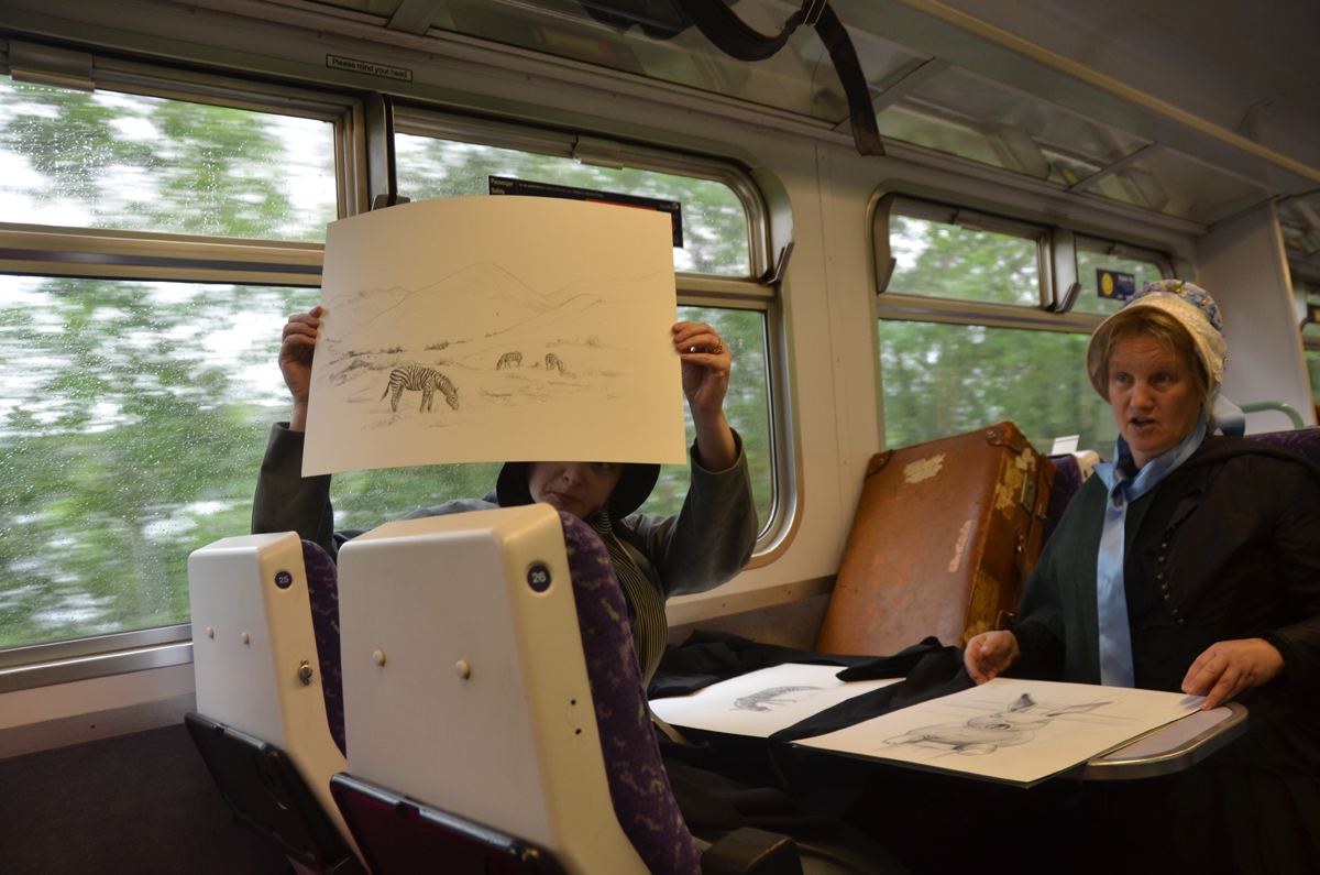 Telling Stories on the Oban-Callander Line