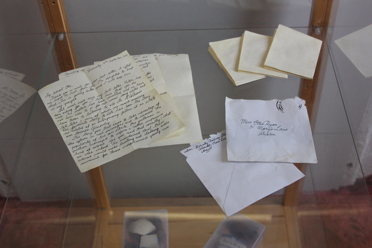 Letters of Margaret McPhail