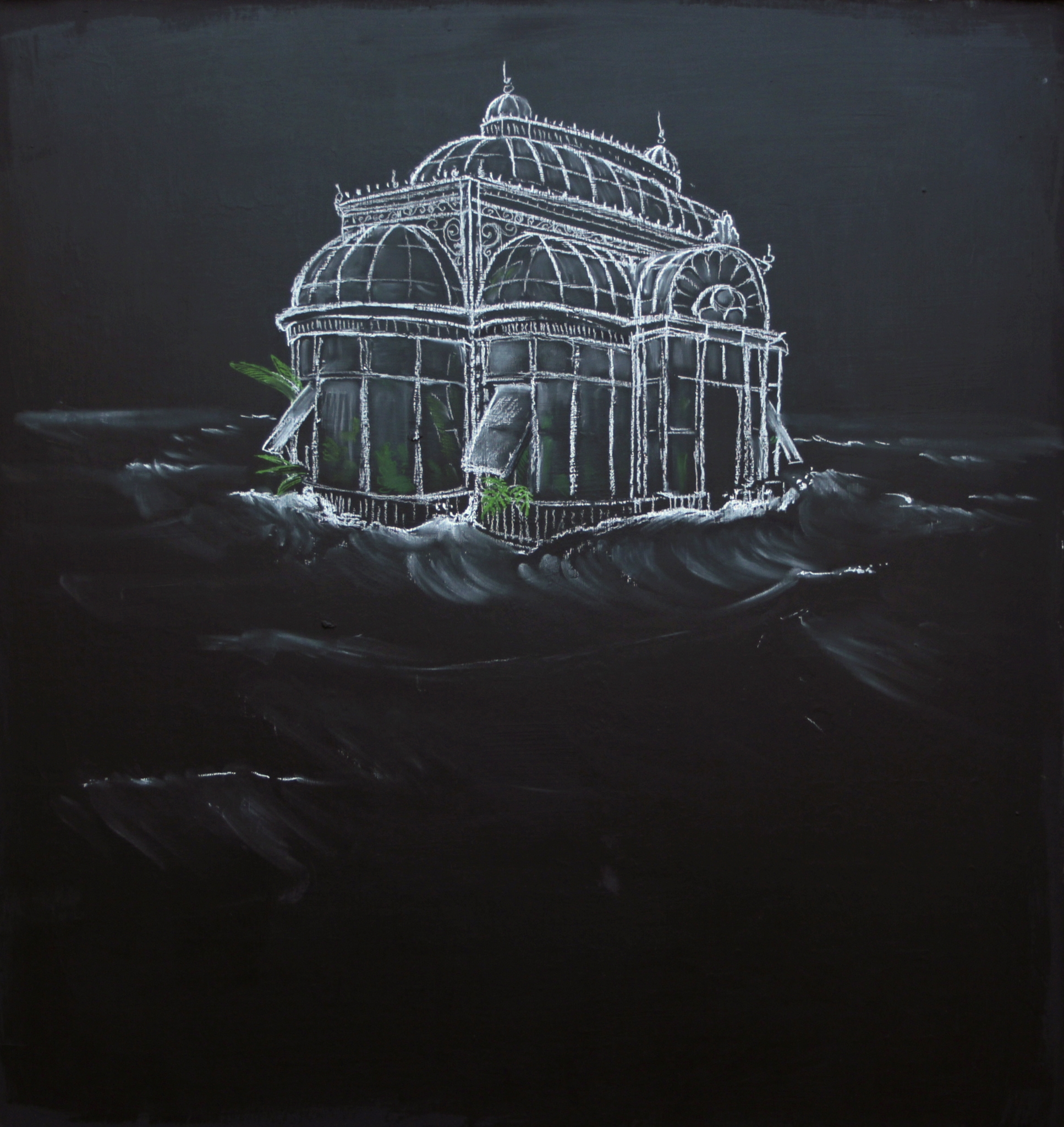 Greenhouse at Sea