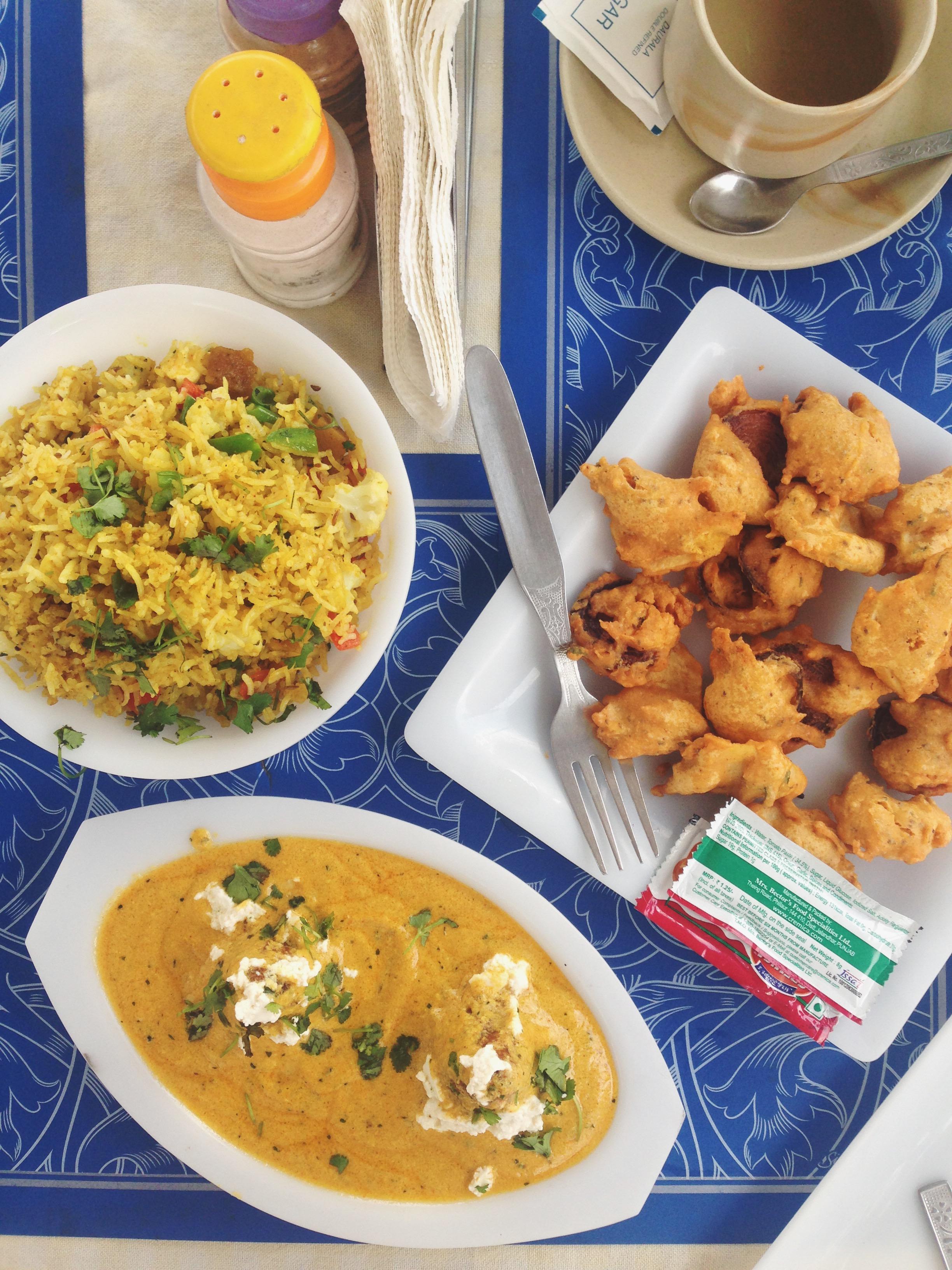 Lunch in Jodhpur
