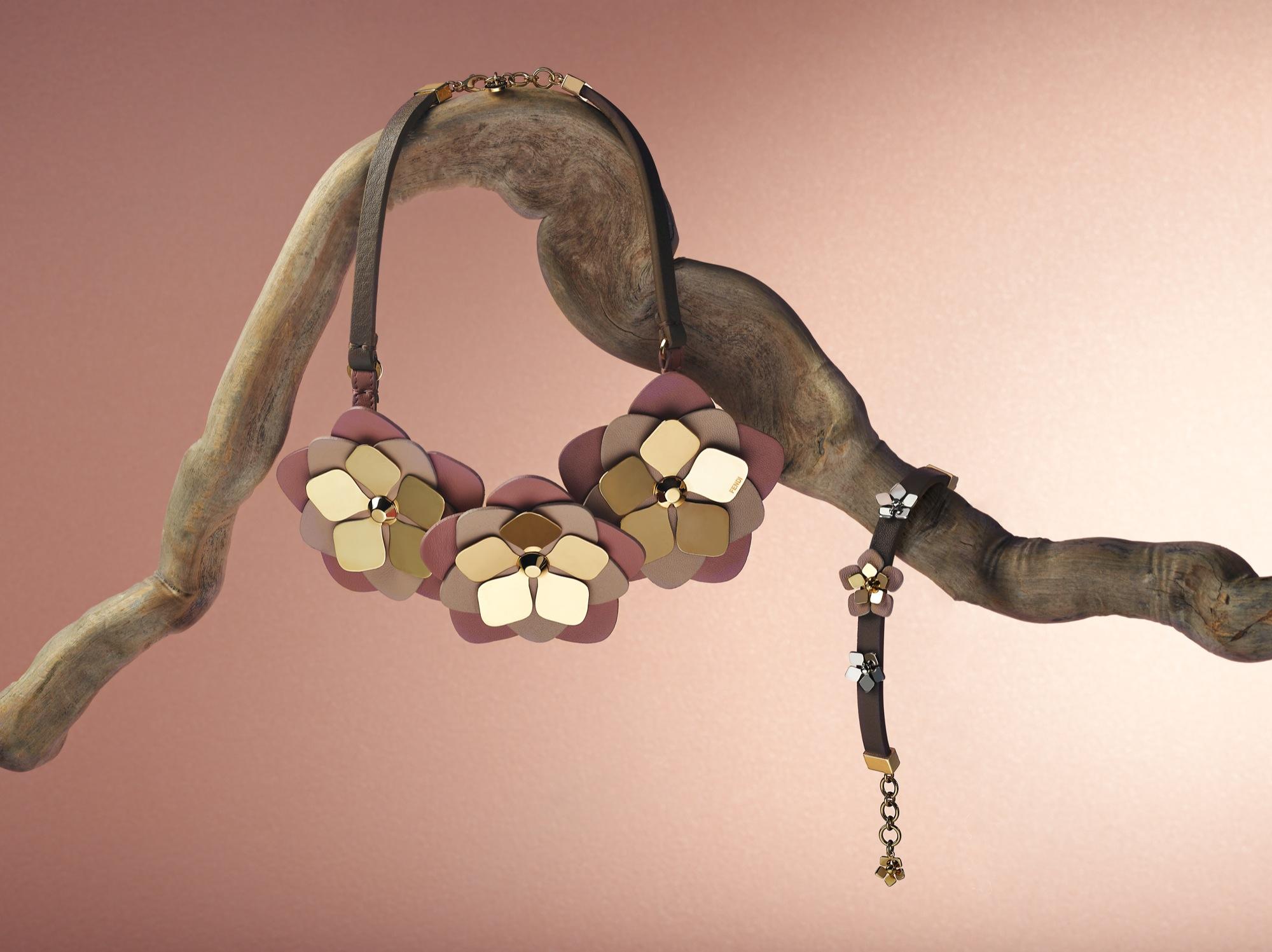 Fendi Blossom Jewellery Collection SS14.jpg