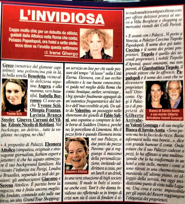 Chi - Italian Newspaper