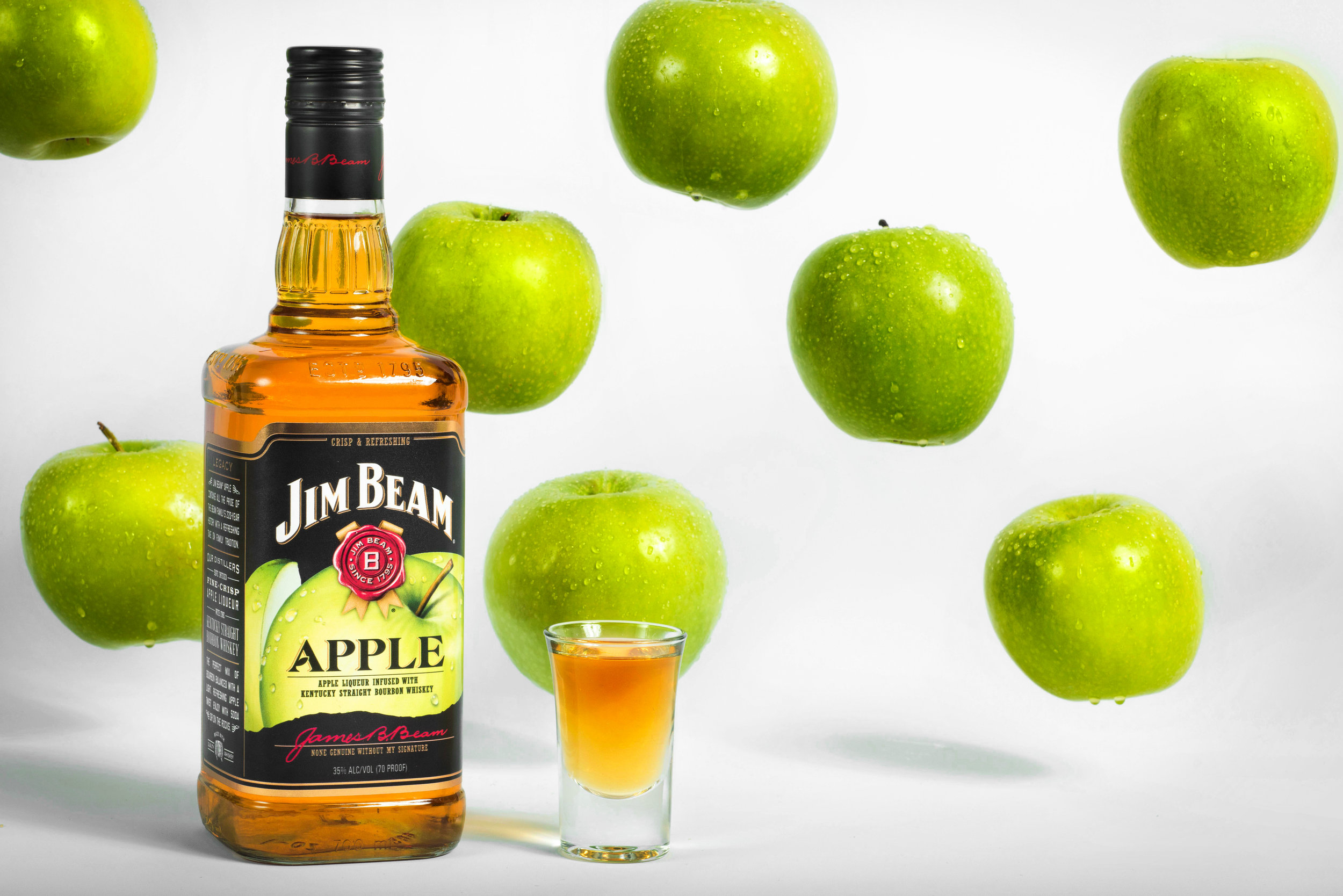Jim Beam Apple - Apples