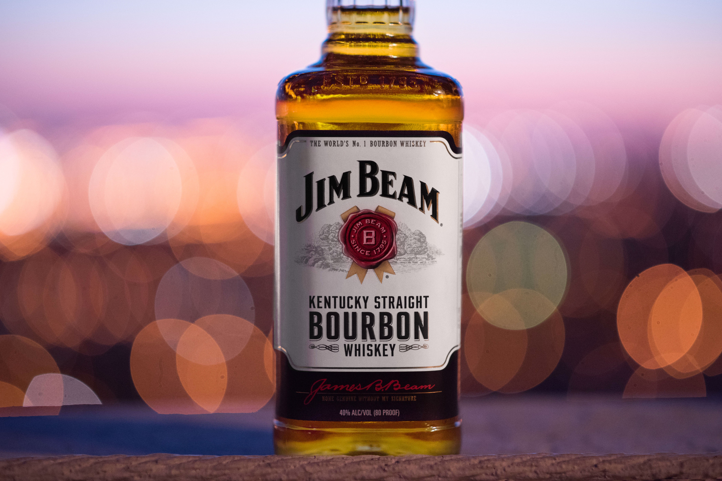 Jim Beam Additional Work - City Lights 1