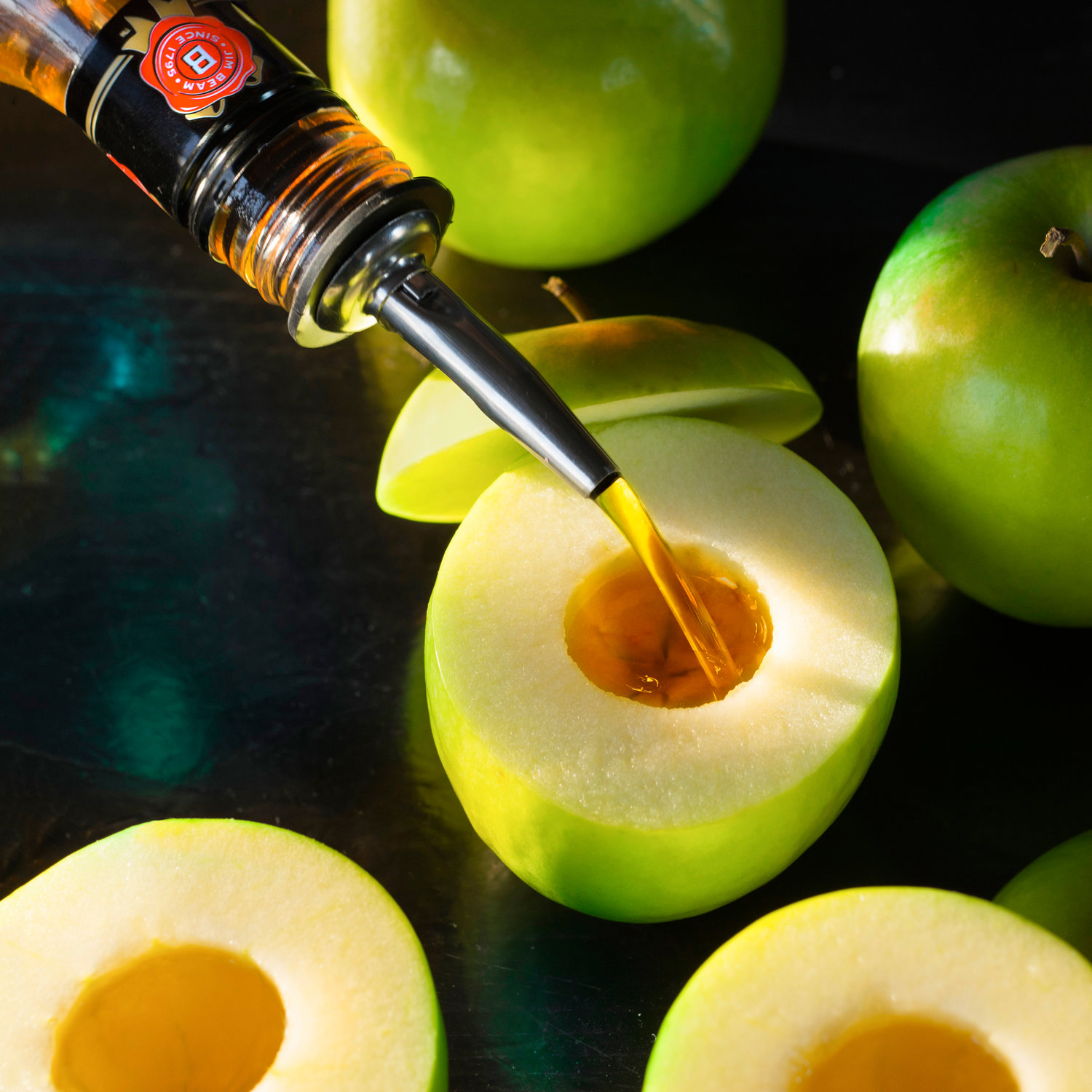 Jim Beam Additional Work - Apples