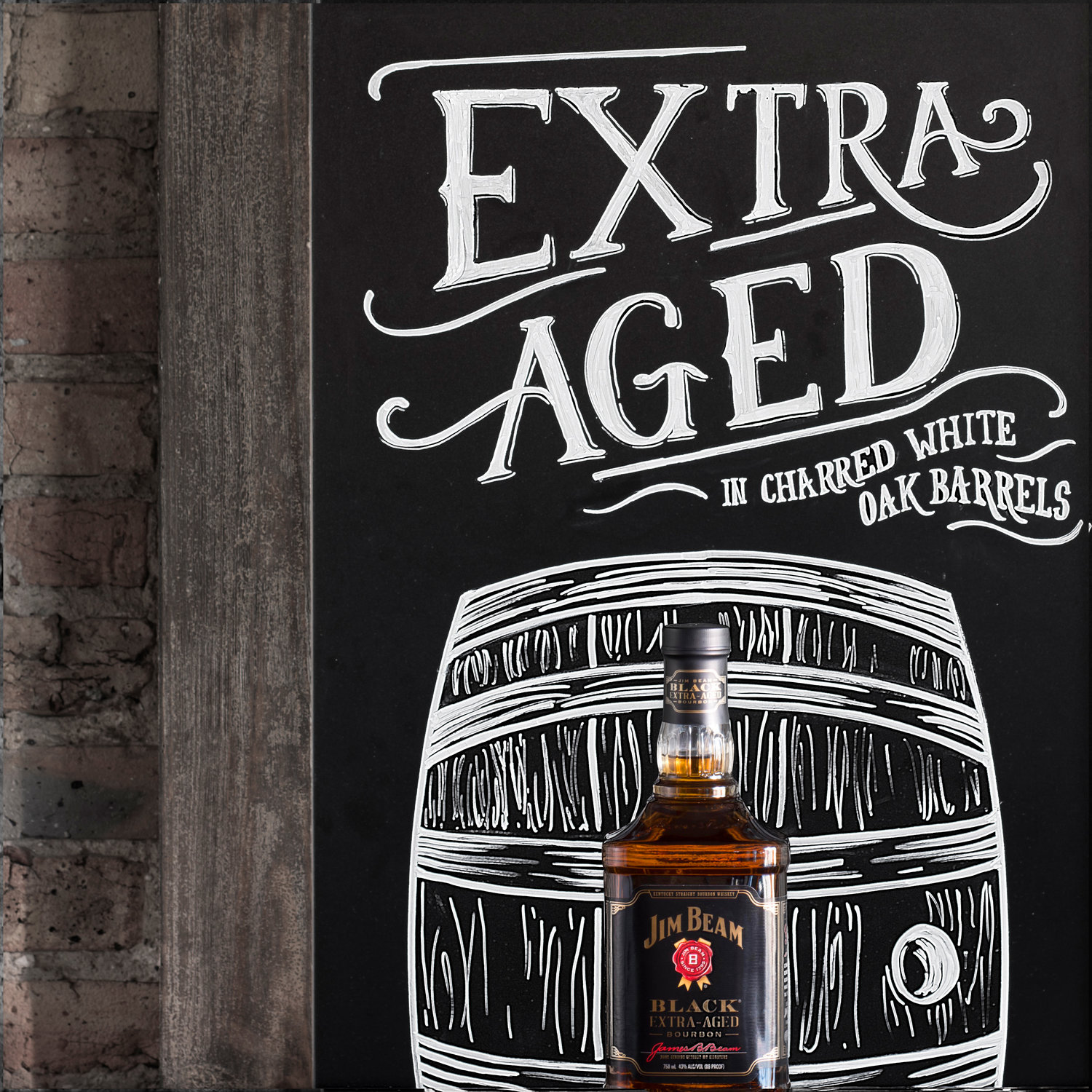 Jim Beam Additional Work - Extra Aged