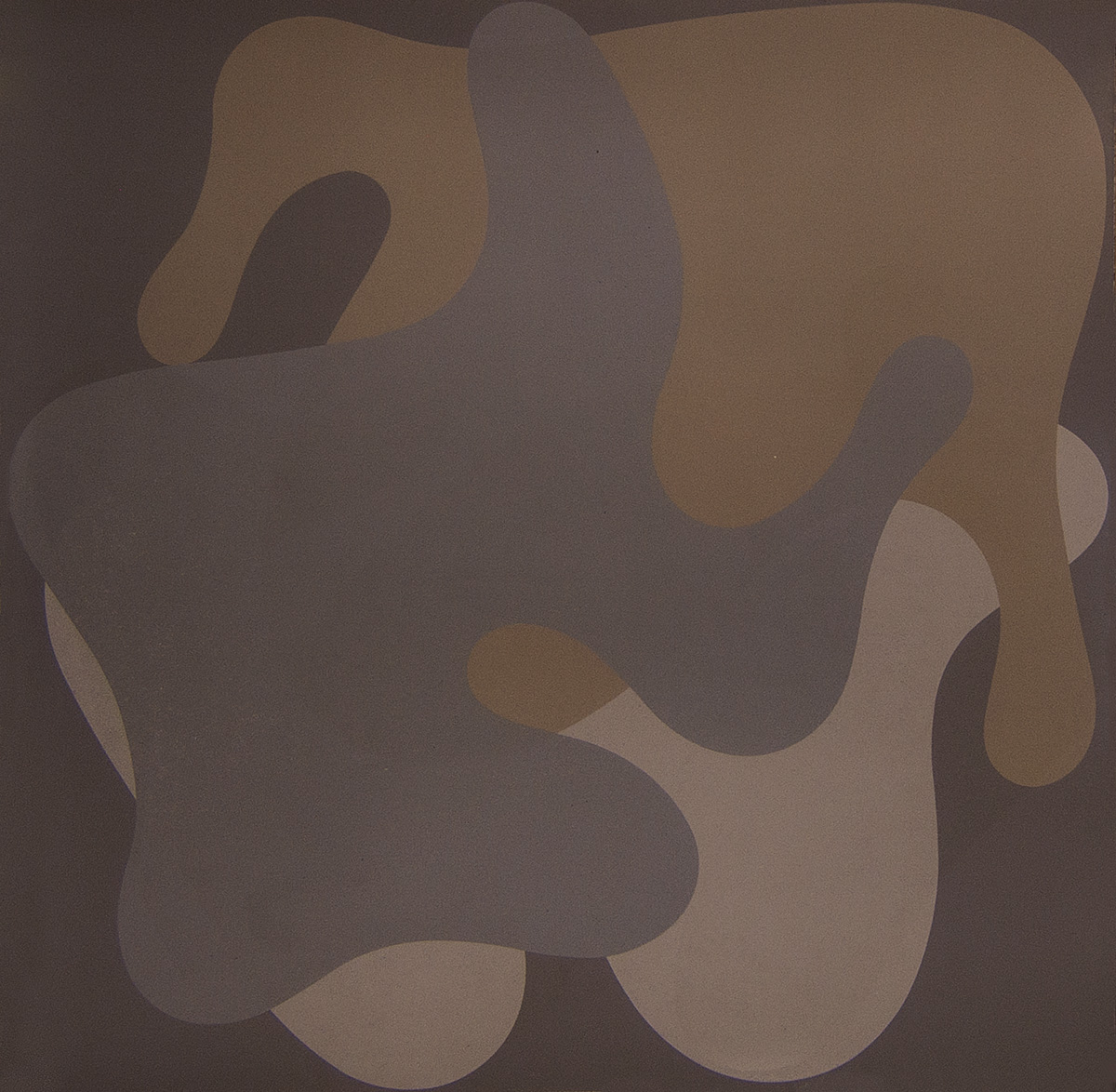 Untitled Brown #42