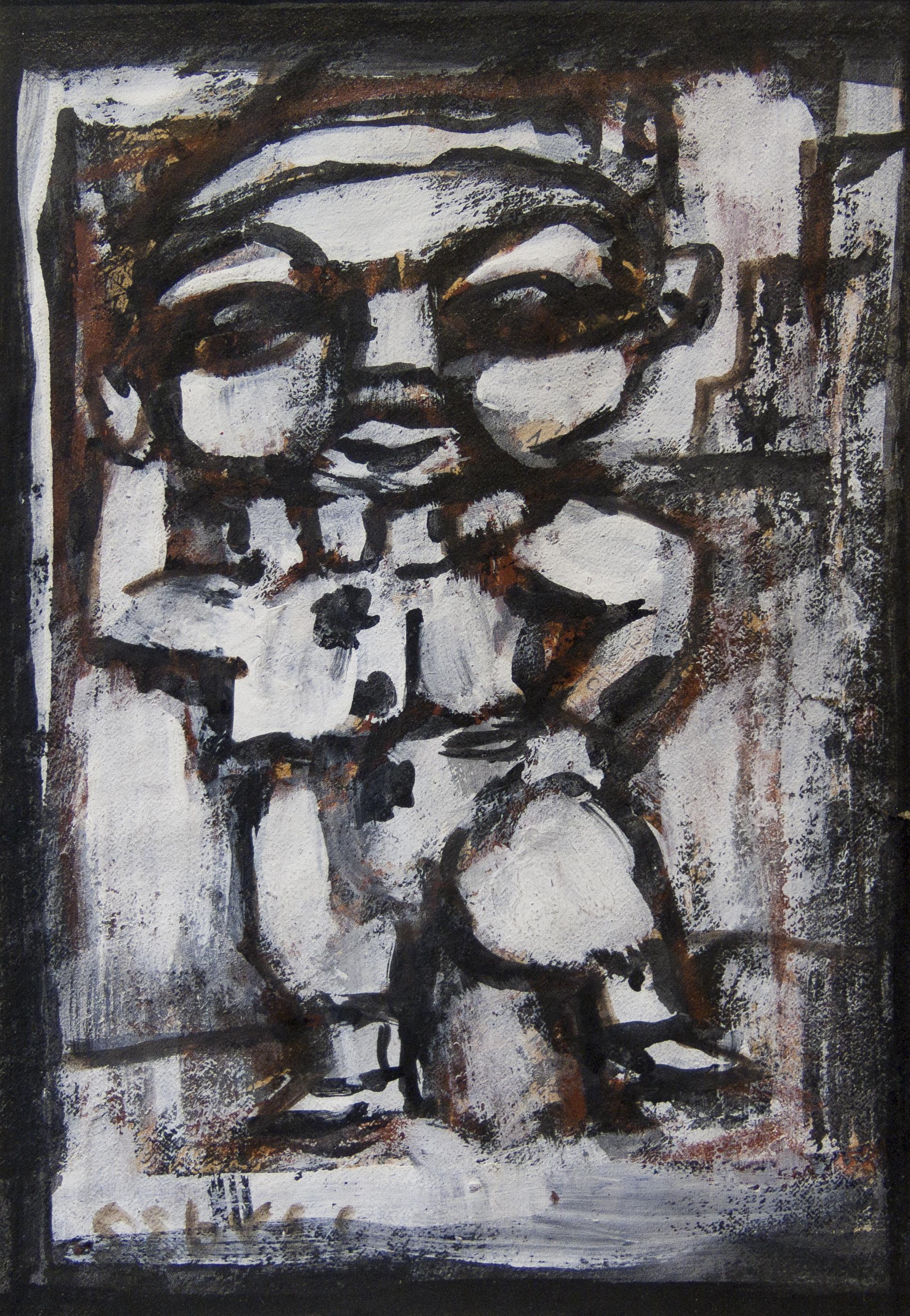 Untitled (Saltimbanque)