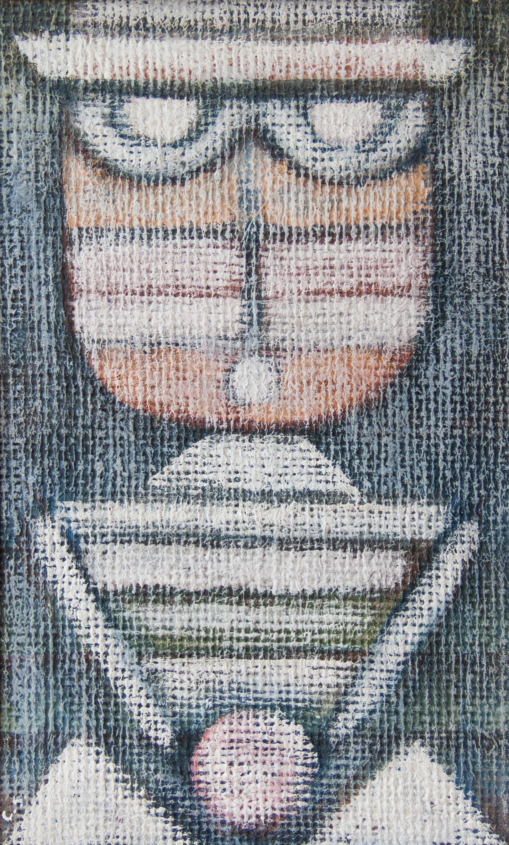 Untitled (Masked Figure)
