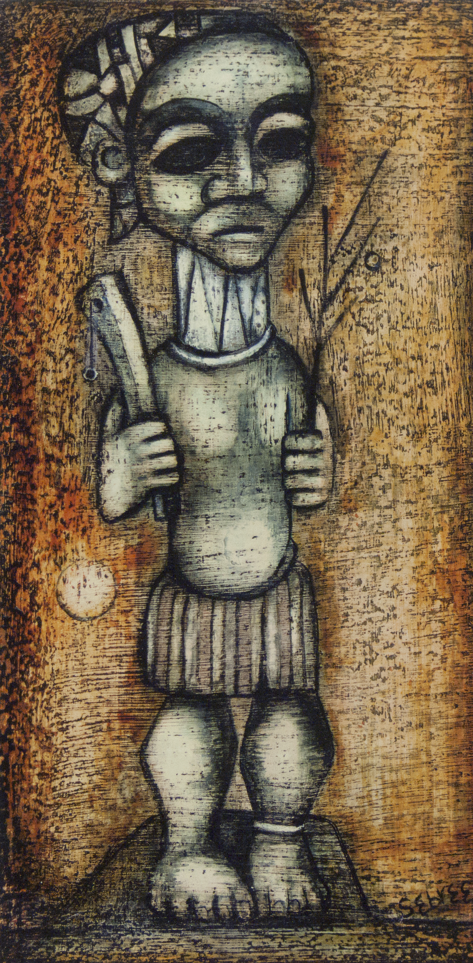 Untitled (Witch Doctor)