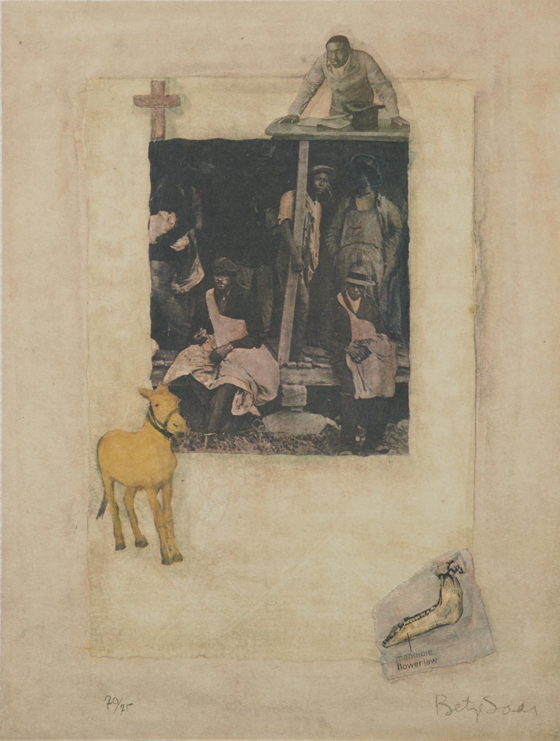 Betye Saar (b. 1926)