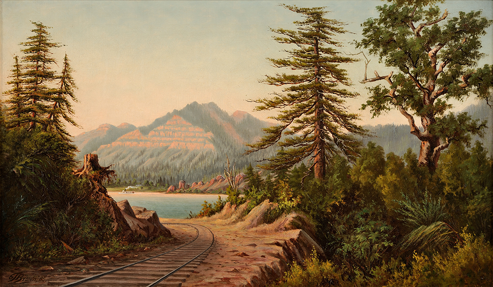 Grafton Tyler Brown (1841-1918)