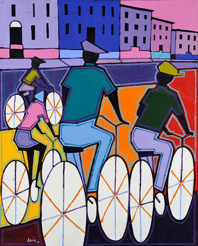 Nicholas Davis (1937-1983)