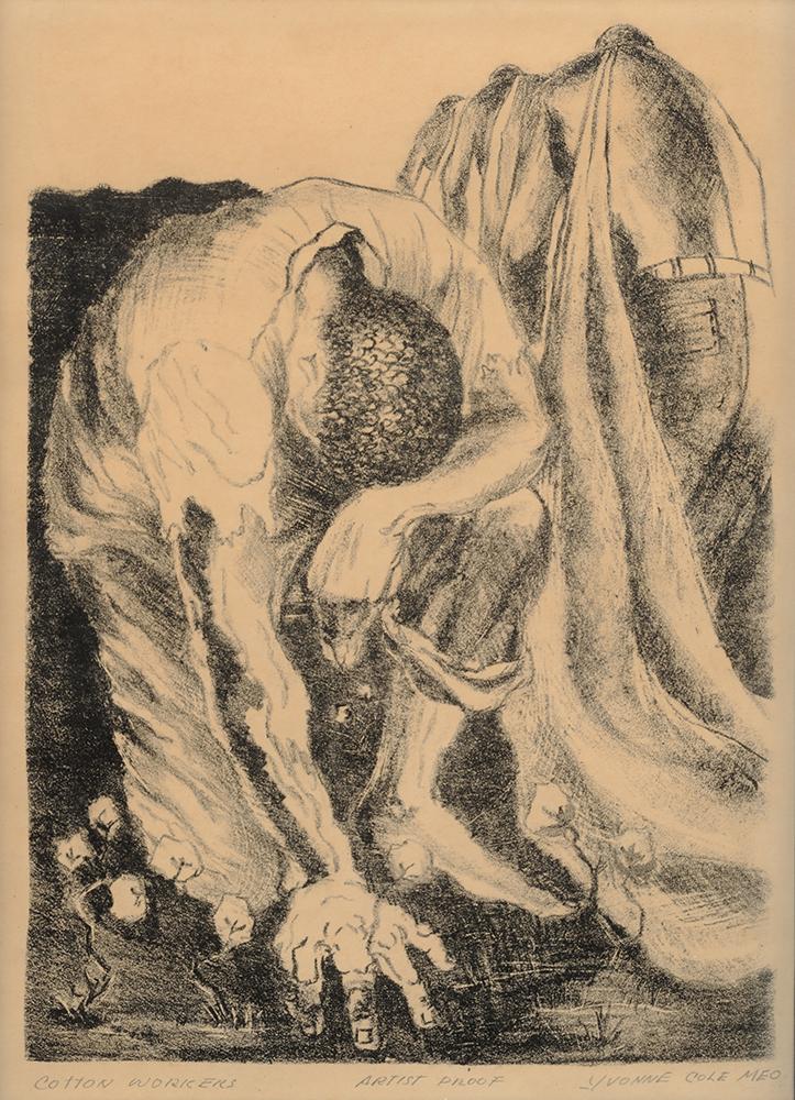 Yvonne Cole Meo (b. 1929)