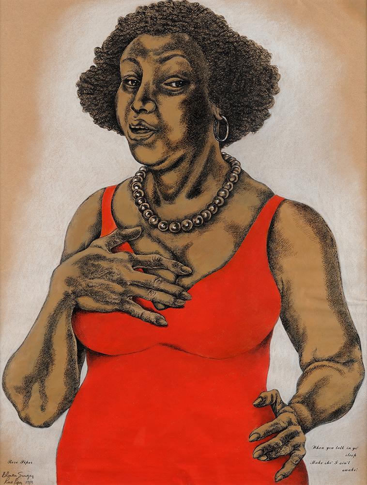 Rose Piper (1917-2005)