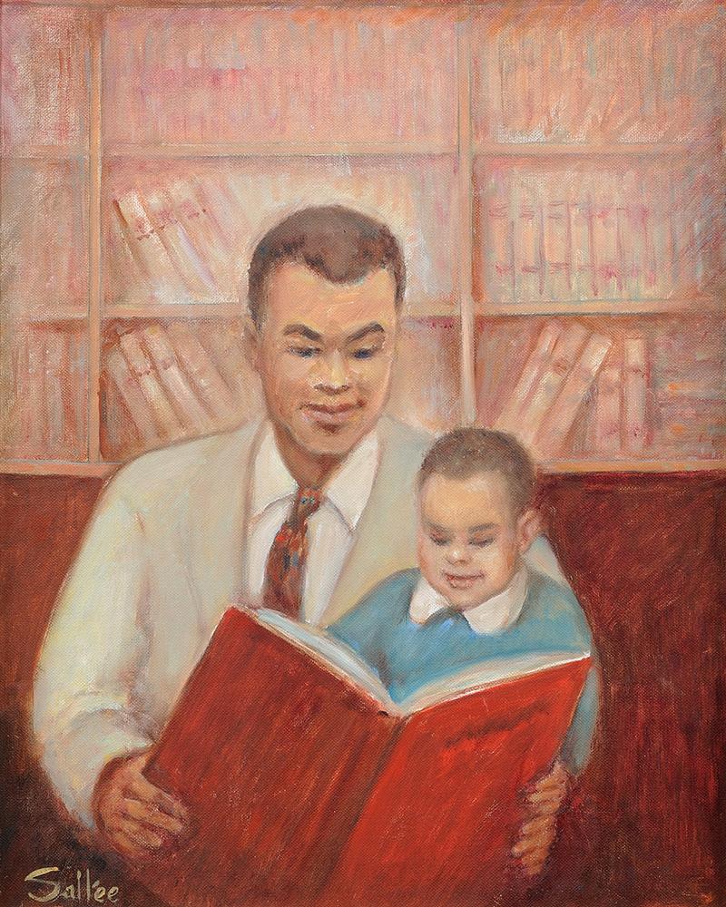 Charles Sallee (1911-2006)