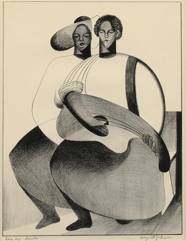 Sargent Johnson (1888-1967)